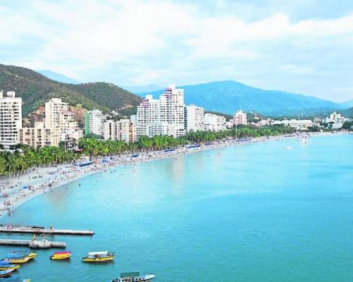 Santa Marta «La Perla del Caribe»