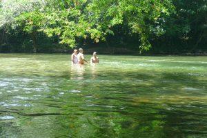 9 Y 10 DE DICIEMBRE…..RESERVA NATURAL RIO CLARO Y HACIENDA NÁPOLES