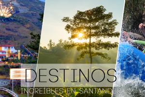 6 Lugares sorprendentes para visitar en Santander – Colombia