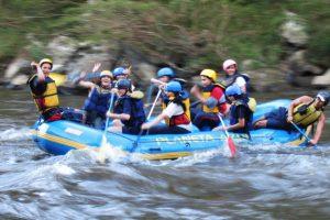 Dónde hacer turismo de aventura en Colombia