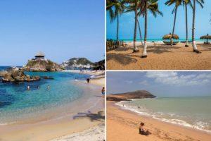 Las cinco mejores playas colombianas según Flight Network