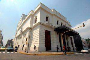 Así se inauguró el nuevo Teatro Santander en Bucaramanga