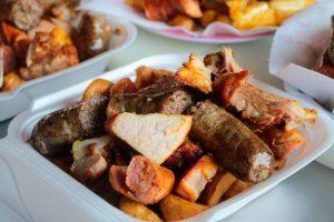 La fritanga, el tesoro gastronómico de Girón