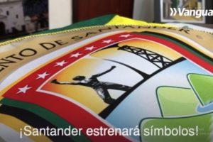 Santander tiene una nueva provincia y estrena símbolos