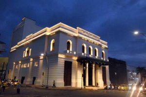 Así se transformo el Teatro Santander
