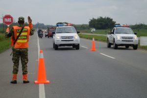 Ejército montó 85 puestos de control en semana de receso escolar en Santander