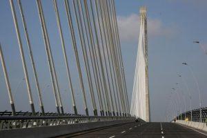 Colombia inaugura el puente más ancho de Latinoamérica, construido por Sacyr