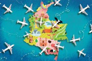 2020 pinta turístico: el país espera 4,9 millones de visitantes