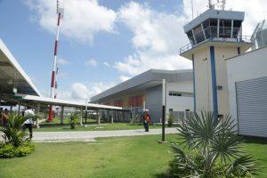 Recomendaciones de bioseguridad a ocho aeropuertos del país