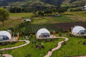 En Chinácota, sueños entre naturaleza, estrellas y café
