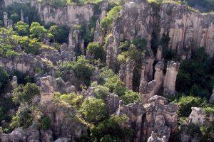El parque natural Los Estoraques reabrió sus puertas al público, luego de permanecer 10 años cerrado