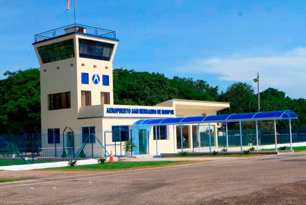 Aeropuerto San Bernardo de Mompox